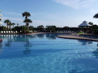Destin house photo - Resort Lagoon Pool