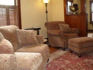 Havre de Grace house photo - Comfortable and relaxing Living Room