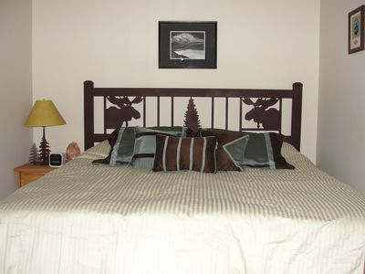 King Bed, Master Bedroom