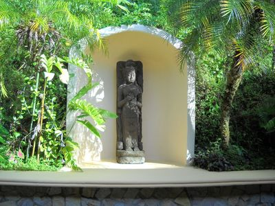 Dominical estate rental - Tropical setting and fine details abound