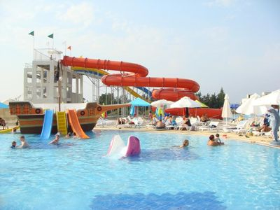 The Local Water Park In Lapta