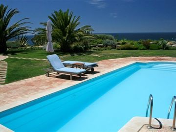 Gale villa rental - 180º panoramic sea views