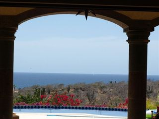 San Jose del Cabo house photo - View the Sea of Cortez & pool