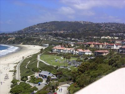 Over Looking Park/Monarch Beach Area by Ritz Carlton