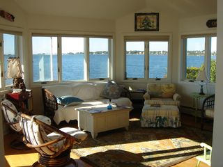 Narragansett estate photo - Living room