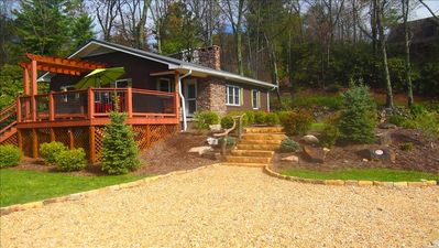 Blowing Rock cottage rental - Welcome !!!!!!