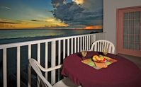 ENJOY YOUR AWARD WINNING GULF VIEW AND CLASSIC BEACH BOARDWALK IN THIS 2 BR CONDO LOCATED IN MADEIRA BEACH!