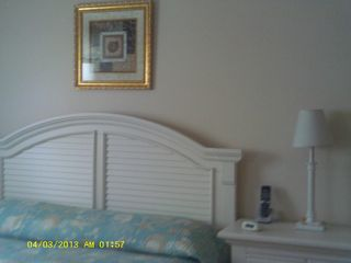 Beach Haven Garden house photo - Other view of Q br 1st fl. New flatscreen All beds have new matt., bed covers