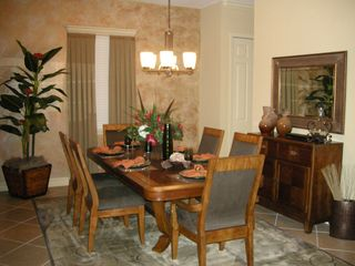 Lehigh Acres house photo - Dining Area