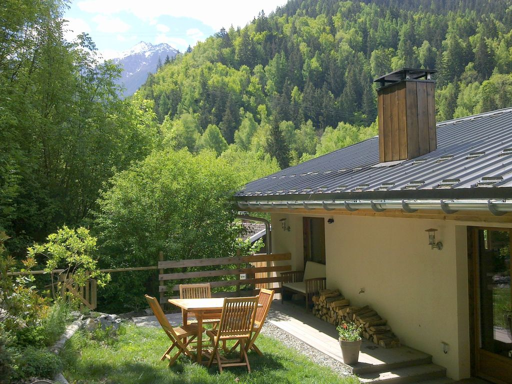 Peaceful house, with terrace , Landry, Rhone-Alpes