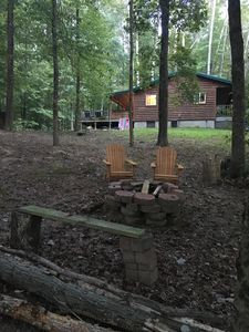 Willis Ridge Cabin is your perfect romantic Hocking Hills vacation.