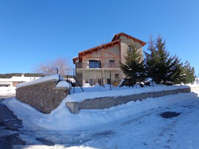 F3 chalet with 900m2 garden and free parking