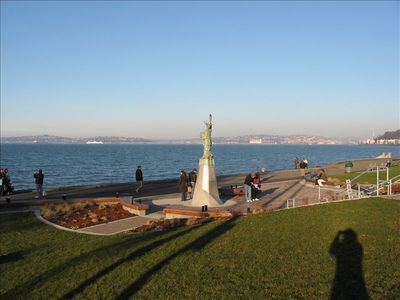 Alki Beach is the birthplace of Seattle