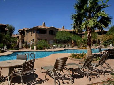 Scottsdale North condo rental