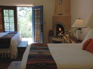 Santa Fe estate photo - Great big bedrooms
