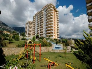 Alanya apartment photo - Appartments blocs A-B and playground