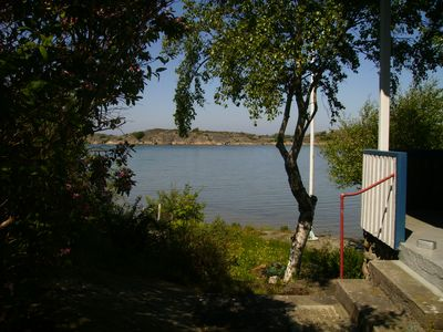 A summer cottage on the west coast of Gothenburg archipelago with private beach