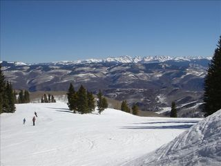 Beaver Creek condo photo - Another gorgeous Beaver Creek day! (view from top of mtn)