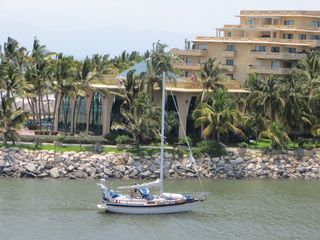 Nuevo Vallarta condo photo - Or.... watch yachts going in and out of the marina from one of three balconies