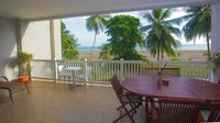 Decadent furnishings and sweeping views of Jaco beach