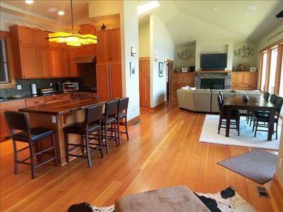 Mount Vernon house rental - .
