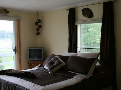 Lake Ann cottage rental