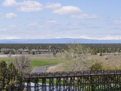 View from Ranch House