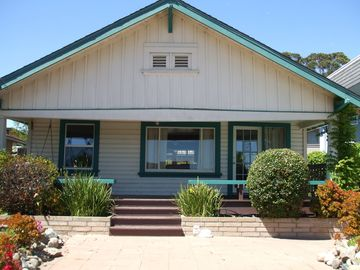 Santa Cruz bungalow rental