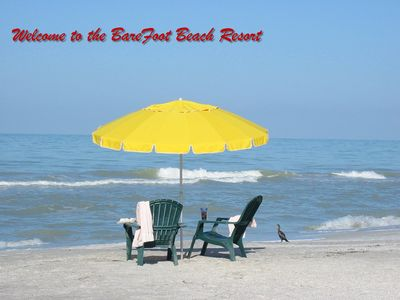 Indian Shores condo rental - Welcome to a real part of paradise