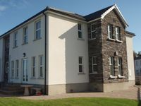 Modern 3 bedroom seafront apartment in the Glens of Antrim
