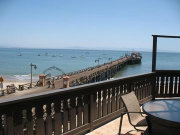 Capitola house rental - View from Deck