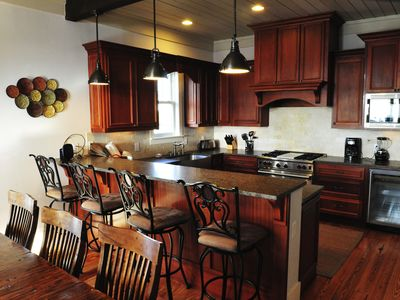Inlet Beach Breezes Vacation Rental Home 3rd Floor Pro Kitchen, Sub-zero, Wolf