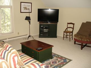 Wintergreen house photo - Upstairs loft area. Ideal for kids.