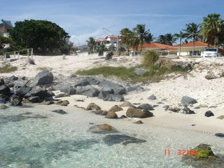 Aruba apartment photo - your dream apartment view, snorkeling beach next sand beach 20 steps away.