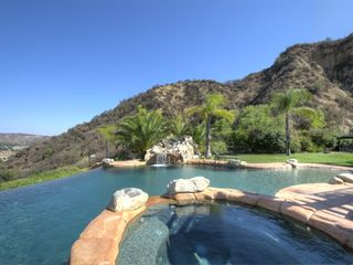 Castaic house photo - Infinity Pool 1