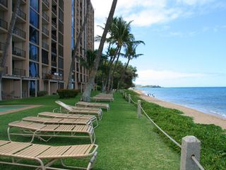 Kaanapali condo photo - Mahana Beachfront