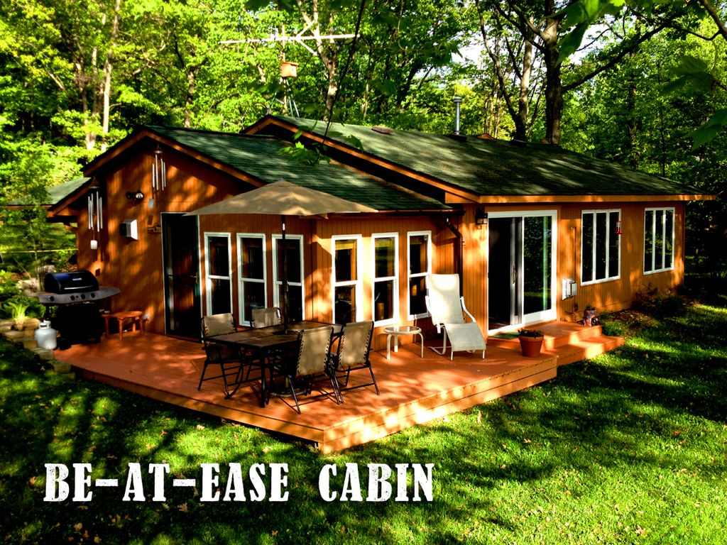 Upscale rustic northwds 3 bdrm lkfrt vrbo for Vrbo wisconsin cabins