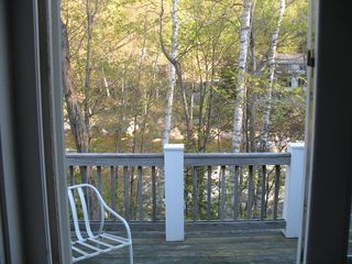 deck - Lincoln house vacation rental photo