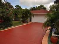 A Piece Of Paradise! Tropical Pool Home With Private Beach Access