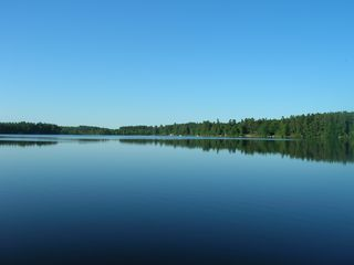 Casco house photo - Mornings on the lake . . . like glass!