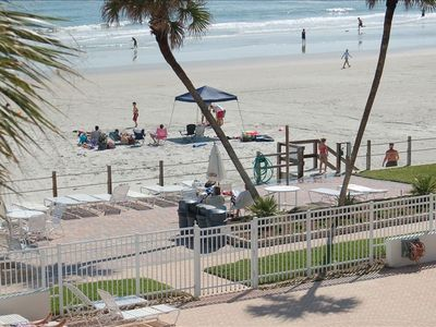 New Smyrna Beach condo rental - Sun Deck