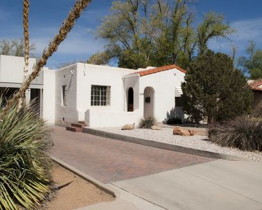 1930's Fully Updated Traditional New Mexican Casa in quiet neighborhood.