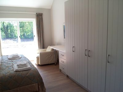 The Fitted Wardrobes in Bedroom 1