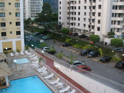 HOLIDAY, ROCK IN RIO, OLYMPIC 2016- 2 bedrooms, 2 Banhs.  En. Recreational bar