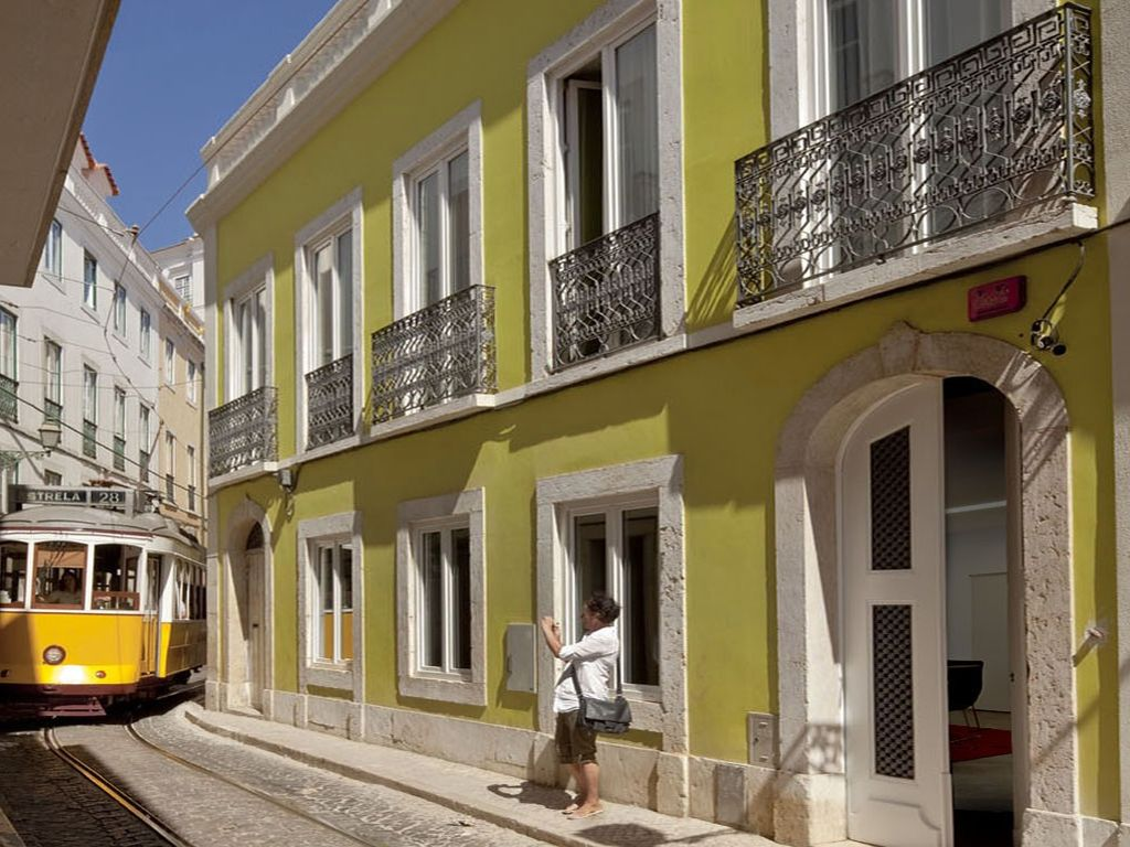 Holiday apartment, 60 square meters , Alfama, Lisbon