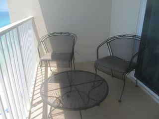 Tidewater Beach Resort condo photo - Outdoor Balcony with Ocean View