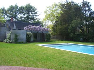 Wainscott Village house photo - Pool Area