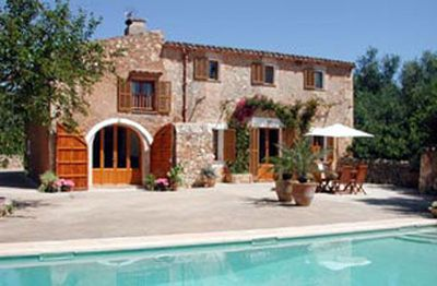 Beautiful finca with pool in a rural quiet surroundings