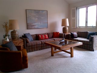 Brigantine townhome photo - Livingroom
