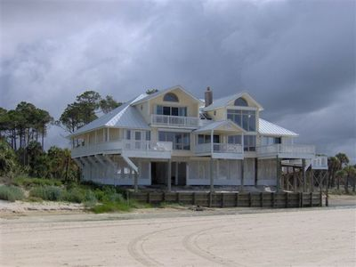 Bayou Belle at Port St. Joe, Florida, between Mexico Beach and Appalachicola